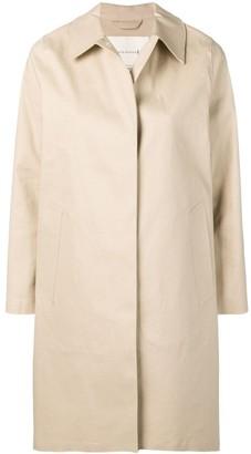 MACKINTOSH Putty Bonded Cotton Coat LR-020