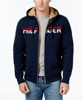Tommy Hilfiger Coltrane Logo Sweater with Fleece Lining