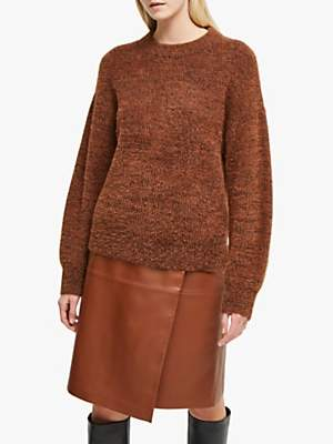 French Connection Rufina Knitted Jumper, Casablanca