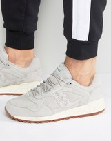Saucony Shadow 5000 Trainers In Grey S70301-3