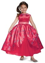 BuySeasons Disney Elena of Avalor Ball Gown Deluxe Child Costume