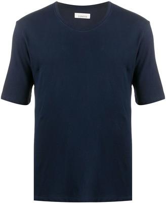Laneus split-hem T-shirt