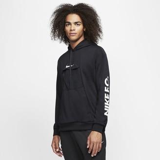 Nike Men's Pullover Soccer Hoodie F.C