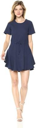 MinkPink Women's Romanticise Drawstring Mini Dress