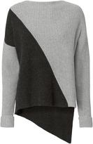 Brochu Walker Miller Two-Tone Sweater