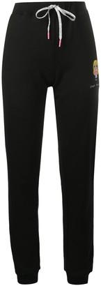Chiara Ferragni Mascotte cotton track pants