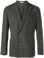 Boglioli double breasted blazer - men - Cotton/Spandex/Elastane/Cupro - 52