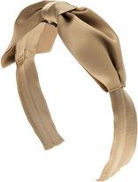 Jennifer Ouellette Satin Bow Headband