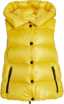 MONCLER GRENOBLE Resy Down Hooded Puffer Vest