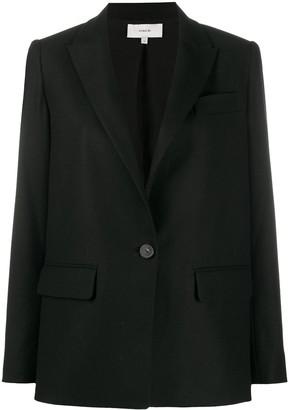 Vince Single Breasted Blazer Jacket