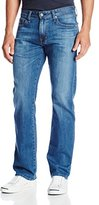 AG Adriano Goldschmied Men's The Protg Straight-Leg Jean In 11 Years Wildcraft