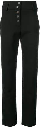 Carven high-waisted trousers