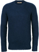Nuur crew neck jumper - men - Nylon/Mohair/Wool - 48