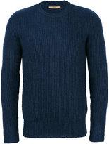 Nuur crew neck jumper - men - Nylon/Mohair/Wool - 48