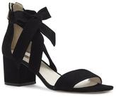 Louise et Cie Gia – Ankle-tie Block-heel Sandal