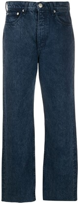Rag & Bone Ruth high-rise straight jeans