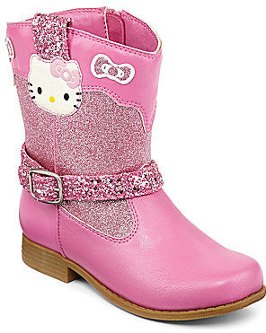 Hello Kitty Lil Nicole Girls Boots - Toddler