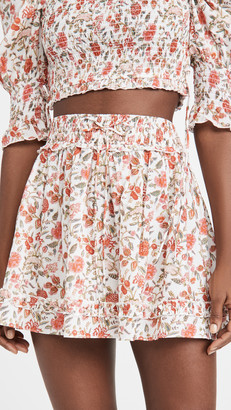 Playa Lucila Ruffle Skirt
