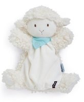 Kaloo Lamb Lovie Puppet