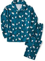 Old Navy Printed Sleep Set for Boys
