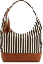 Kate + Alex Cuffaro Kate + Alex Cuffaro Stripe Hobo Bag - Women's