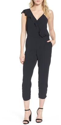 Parker Addison Asymmetrical Jumpsuit