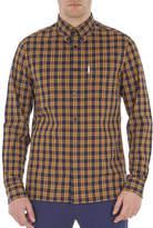 Ben Sherman British Beat Tartan Button-Down Shirt