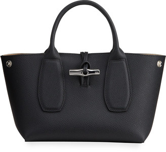 Longchamp Roseau Top Handle Satchel Bag