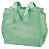 Yens®''eGREEN'' All-Purpose Tote, SB-75 (Moss Green)