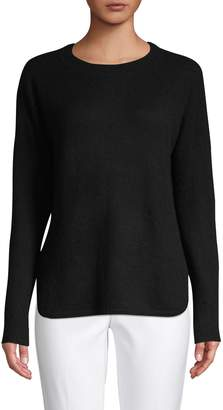 Saks Fifth Avenue Cashmere Roundneck Cashmere Sweater