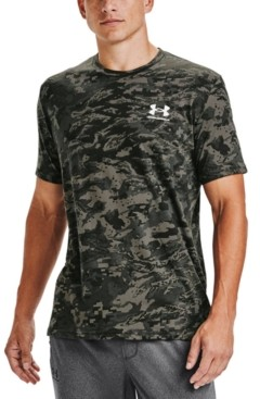 Under Armour Men's Abc Camo Short Sleeve T-Shirt