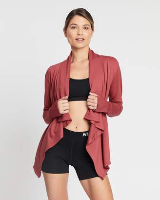 Nike Yoga Cover Up