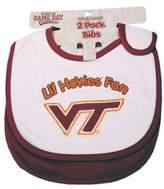 Bed Bath & Beyond Virginia Tech University 2-Pack Infant Bib