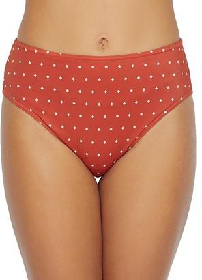 Freya Jewel Cove High-Waist Bikini Bottom