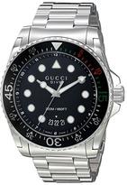 Gucci Dive 45mm Bracelet - YA136208 Watches