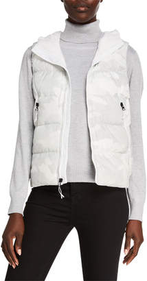 The North Face Hyalite Down Hoodie Vest