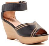 Miz Mooz Yasmina Platform Wedge Sandal