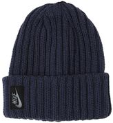 Nike Qt Wool Blend Knit Beanie Hat