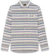 Whistles Japanese Striped Shirt