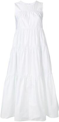 Co Panelled Midi Dress