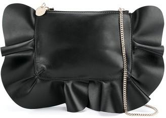 Red(V) Rock Ruffles shoulder bag