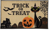 JCP HOME JCPenney HomeTM Trick or Treat Rectangular Rug