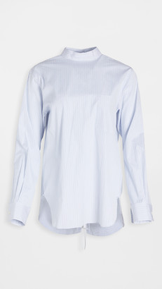 Toga Pulla Cotton Pullover Shirt