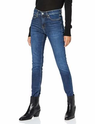Calvin Klein Jeans Women's Ckj 011 Rise Skinny Jeans