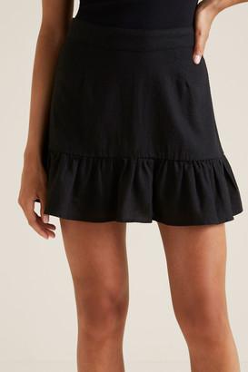 Seed Heritage Linen Skirt
