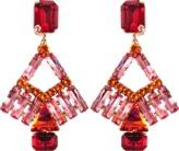 Helene Zubeldia Exclusive Crystal Earrings