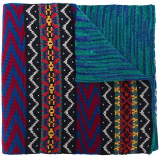 Missoni Pattern Mix Scarf