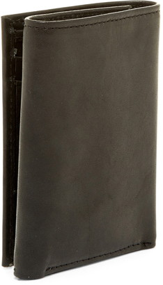 Ben Sherman Manchester Leather Trifold Wallet