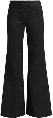 Marina Moscone Flared Trousers