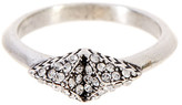 House Of Harlow Sama Pave Ring - Size 5